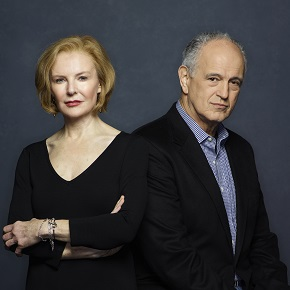 Jim Braude and Margery Eagan